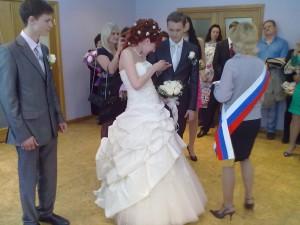 Свадебный танец и свадебные встречи