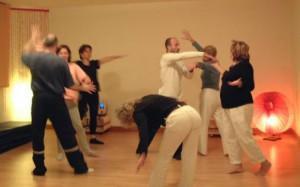 танцтерапия