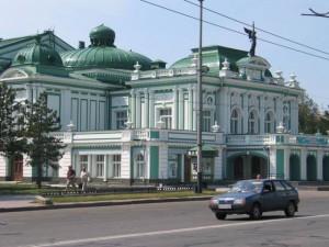 Исторические места Омска